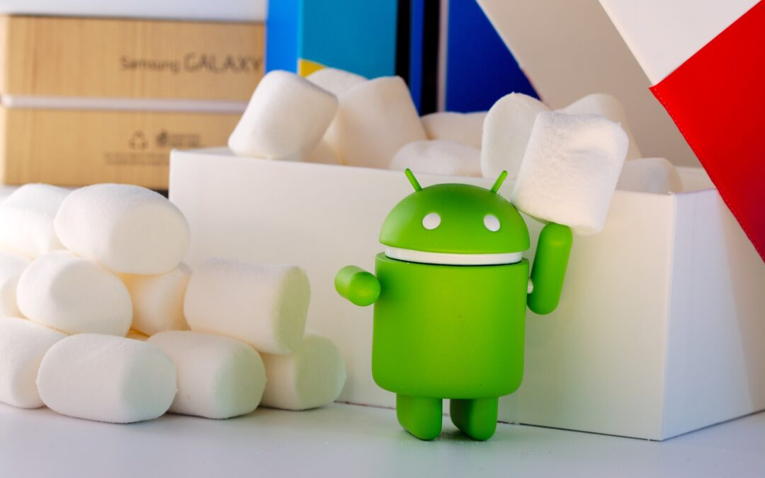 Plantage d'applications Android